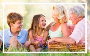 общение с внуками
